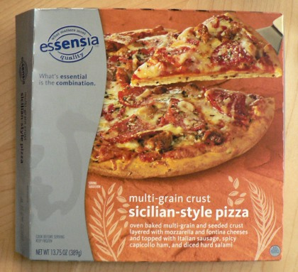essensia pizza